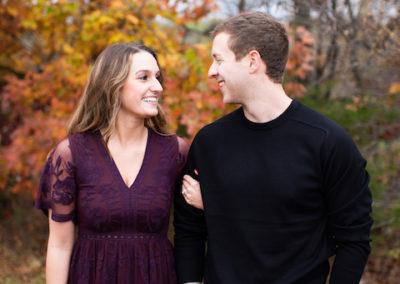 Kansas City Engagement Photo